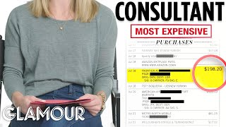 Download How This NYC Senior Consultant Spends Her $110K Salary | Honest Accounts | Glamour Video
