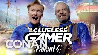 Download Clueless Gamer: ″Fallout 4″ - CONAN on TBS Video
