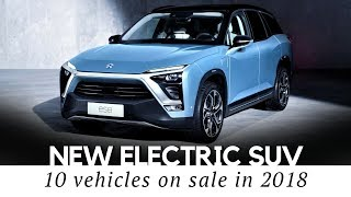 Download 10 Electric SUVs and Large Hybrid Cars to Buy in 2018 (Honest Review) Video