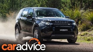 Download 2017 Land Rover Discovery Sport SE review | CarAdvice Video