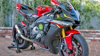 Download Yamaha R1 Compilation (1998 to 2017) - Sounds, revs, top speed & more... Video