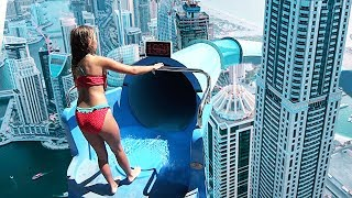 Download Top 10 TALLEST WATERSLIDES IN THE WORLD! Video