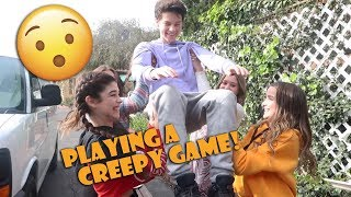 Download Playing A Creepy Game 😲 (WK 366.5) | Bratayley Video