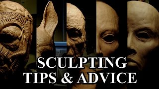 Download Sculpting Tips & Advice Video
