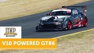 Download 5.0 L V10 powered Toyota 86 | Zoom Garage's 520 HP BMW S85 [TECH TOUR] Video