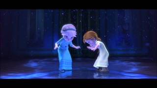 Download Frozen (2013) - Elsa and Anna (French) Video