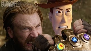 Download Disney/Pixar's AVENGERS: INFINITY WAR - Mash-Up Trailer Parody 2 Video