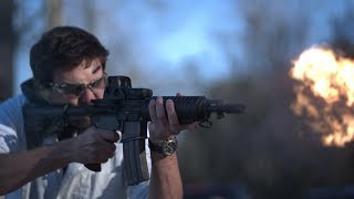 Download Fully Automatic Assault Rifle at 18,000fps - The Slow Mo Guys Video