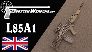Download Enfield L85A1: Perhaps the Worst Modern Military Rifle Video