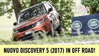 Download Prova del Land Rover Discovery 5 in Off-road Video