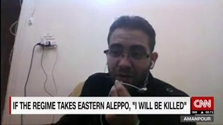 Download 'I am going to be killed' in Eastern Aleppo Video