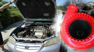 Download Honda Gets A Fake Turbo Video
