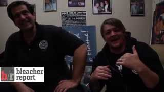 Download Bleacher Report MMA Road Trip Part III: Ray Longo at the New LAW MMA Video