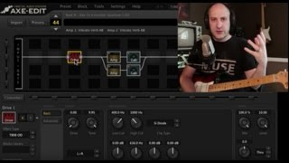 Download Stevie Ray Vaughan Guitar Tone Tutorial | SRV Fractal Axe-Fx 2 Video