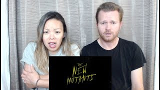 Download New Mutants Official Trailer - Reaction and Review Video