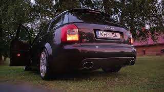 Download Audi S4 B6 With RS4 Milltek Sport Performance Exhaust Systems Latvia Video