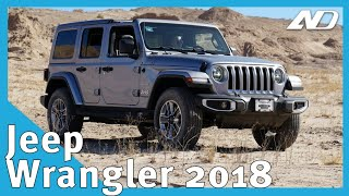 Download Jeep Wrangler 2018 - lo bueno se hizo aún mejor Video