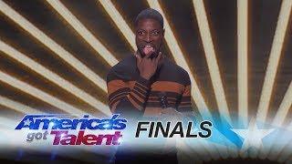Download Preacher Lawson: Comedian Recalls A Weird Run-in With A Stranger - America's Got Talent 2017 Video