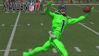 Download Madden 17 Career Mode WR Ep 5 - AMAZING ONE HAND CATCH! Video