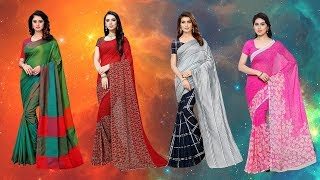 Download Daily Wear Sarees Under Rs.500: Comfortable Plus Elegant Video