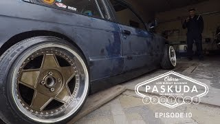 Download PASKUDAPROJECT Ep.10. ГОТОВИМ К СЕЗОНУ 2017 BMW E30. STANCE БУДНИ Video