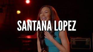 Download Glee   My Top 85 Santana Lopez Songs Video