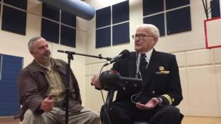 Download Colorado Springs Pearl Harbor survivor talks about the sneak attack Video