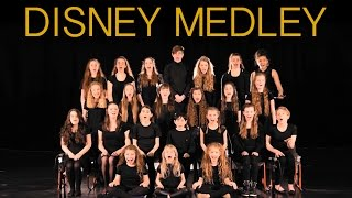 Download Live DISNEY Medley, by fantastic young singers. Video