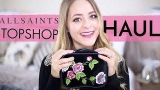 Download Topshop & All Saints HAUL | Fleur De Force Video