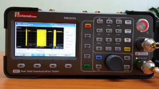 Download RWC5010A NFC Tester (3. Polling Device Test) Video