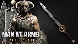 Download Dawnbreaker - Elder Scrolls: Skyrim - Man At Arms: Reforged Video