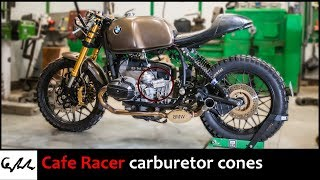 Download Making a velocity stacks for cafe racer Video