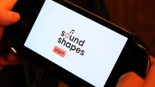 Download GDC12: Sound Shapes on PS Vita Video