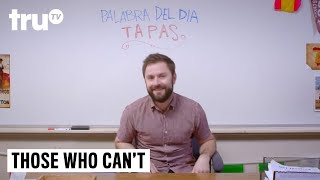 Download Those Who Can't - Spanish Word of the Day: Tapas Video