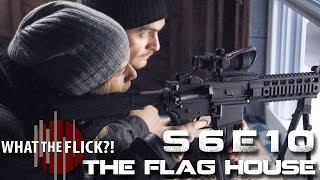 "Download Homeland Season 6, Episode 10 ""The Flag House"" Review Video"