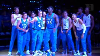 Download 2016 Countdown to Craziness Duke Player Intros (10/22/16) Video
