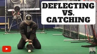Download Infield Tips - Deflecting vs Catching Video