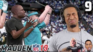 Download Madden 19 Career Mode - THE KICKER MUST BE ON DRUGS! #9 Video