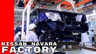 Download Nissan Navara Factory at the Bangkok, Thailand Video
