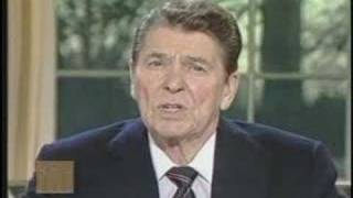 Download President Ronald Reagan - Address on the Challenger Disaster Video
