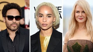 Download Zoe Kravitz Opens Up About Living With Nicole Kidman and Dad Lenny Kravitz When They Were Engaged Video