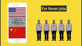 Download Why the iPhone Can't Be Made in the US Video