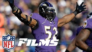 Download The Ray Lewis Dance, Flu, & Coaching Tree | NFL Films Presents | NFL Films Video