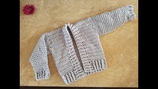 Download Suéter tejido en UNA SOLA PIEZA / Versatil / Cualquier talla. Video