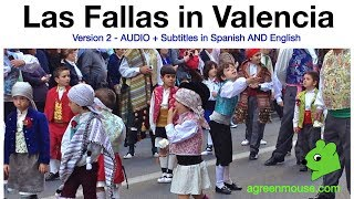 Download About Las Fallas (Spanish/English) Video