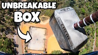 Download THOR'S HAMMER Vs. UNBREAKABLE BOX from 45m! Video