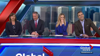 Download Global Calgary's Jordan Witzel busted for saying his wife isn't getting Mother's Day present Video