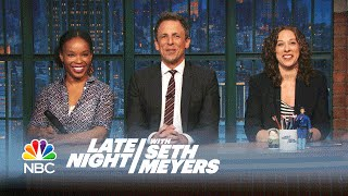 Download Jokes Seth Can't Tell: Youngest African-American Pilot, Lesbian Break-Ups Video