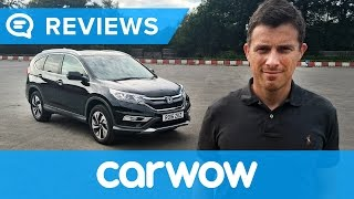Download Honda CR-V SUV 2017 review | Mat Watson reviews Video