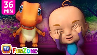 Download Peek a Boo Song & Many More 3D Nursery Rhymes & Songs for Kids - Dinosaur Rhymes by ChuChu TV Video